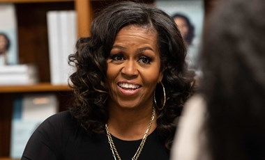Michelle Obama: Amerika káoszban, mert az elnökünk alkalmatlan