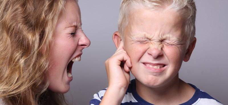 Szülő, gyerek, stressz