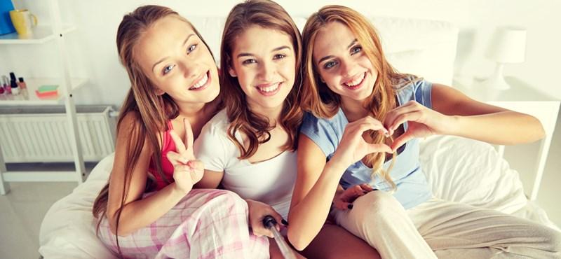 Egy évvel hamarabb lépnek be a pubertáskorba a lányok, mint 40 éve