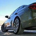 Friss fotókon az ősszel érkező teljesen új 3-as BMW