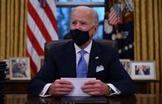 Titkolja Biden, mit írt neki Trump, mielőtt elhagyta a Fehér Házat