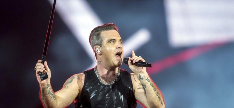 Tragikomédia és tűzijáték – Robbie Williams Budapesten