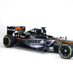 Mutatott is, meg nem is új Forma-1-es autót a Force India