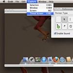OS X tipp: időzített képernyőfotók készítése