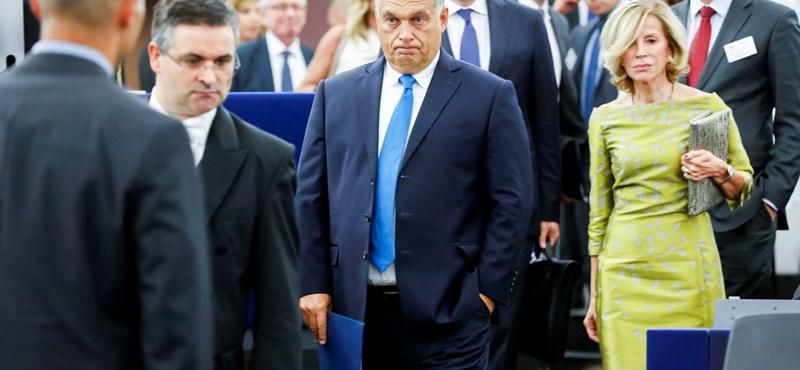 Nem sok jót hozott a Fidesznek a hetes cikkről szóló EP-vita