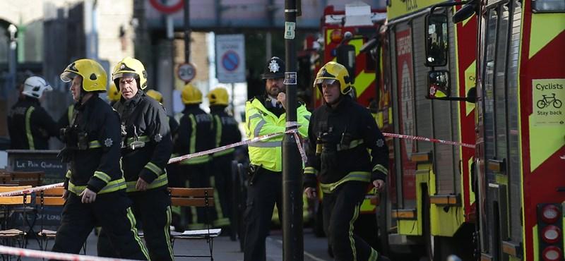 Londoni metrórobbantás: elkapták a harmadik gyanúsítottat, egy 25 éves férfit