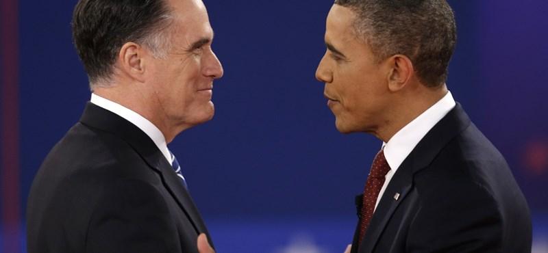 Romney az utolsó leheletéig kampányol