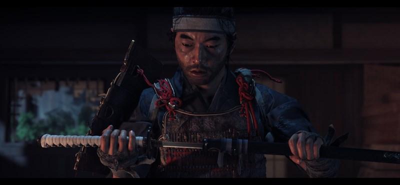 A PlayStation 4 utolsó nagy játéka egy remek szamurájfilm – de játéknak sem rossz