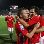 Magyar-holland: a várható kezdőcsapatok