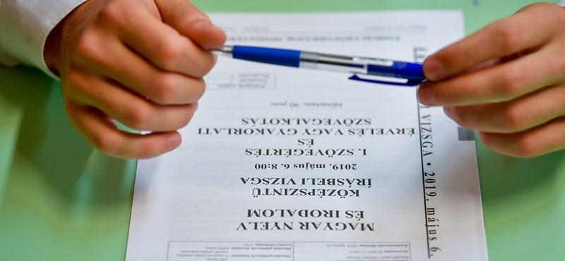 Érettségi kisokos: ennyibe kerülnek a vizsgák idén, ha már nem vagytok középiskolások