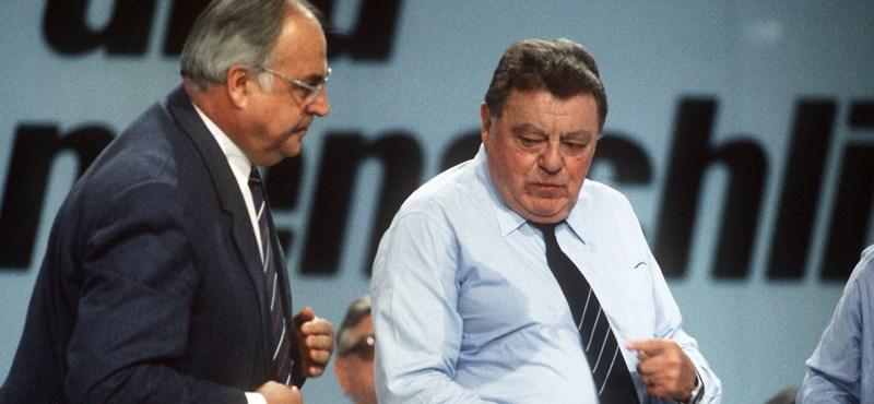 Örök másodikok: Kohllal is hiába próbálkoztak, most Merkelt sem tudták lenyomni