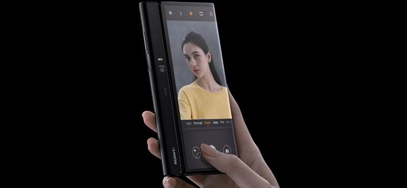 A Samsung után a Huawei sem meri még piacra dobni összehajtható mobilját