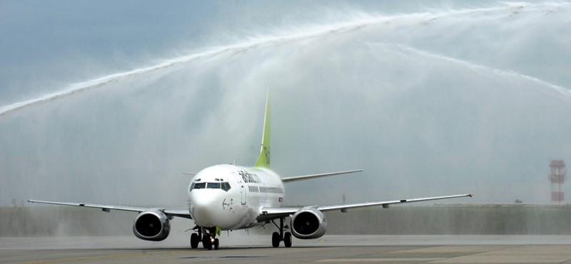 A légitársaságok ingyen kapják kibocsátási kvótájuk 85 százalékát