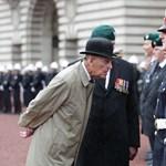 A 98 éves Fülöp herceg visszadta jogosítványát