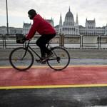 Soha nem bringáztak januárban annyian Budapesten, mint idén
