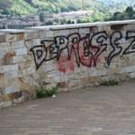 Vandál depresszió Salgótarjánban