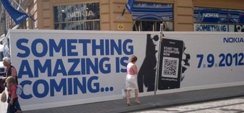 Nokia, a parkolóban ragadt úthenger