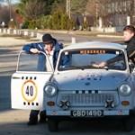 Paprikás Csirke a Budapest-Csernobil futamon