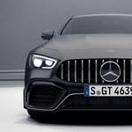 Íme a Mercedes-AMG legszigorúbb 4 ajtós kupéja