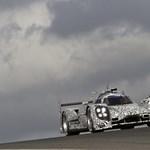Webber kipróbálta az új Le Mans-i Porschét - fotók