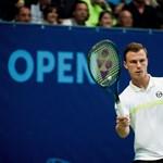 Australian Open: Fucsovics Márton is továbbjutott
