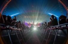 Harminc embert fogott el a rendőrség a Sziget Fesztiválon