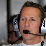 Schumacher visszatért a halálból, de újra harcolnia kell