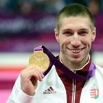 Visszavonul Berki Krisztián olimpiai bajnok tornász