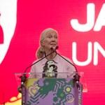 Jane Goodall őshonos fákat ültetett a Sas-hegyen