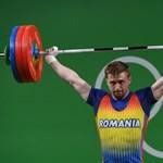 A londoni olimpia összes román súlyemelőjének doppingmintája pozitív lett az újrateszteléskor