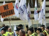 Túlóratörvény: már a hétvégére felállhat a központi sztrájkbizottság
