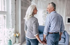 A párkapcsolat lehet az egészség titka, ha hiszünk a statisztikáknak