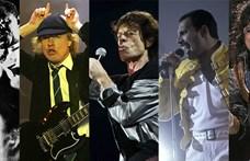 Amikor Freddie Mercury és Mick Jagger hangja töltötte meg a Népstadiont