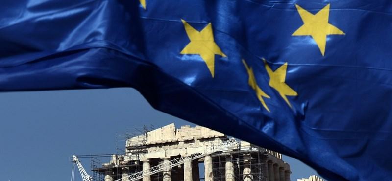 Olyat látnak a görögök, amit 2008 óta nem