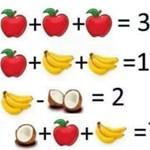 Ezt a pofonegyszerű matematikai rejtvényt senki nem tudja megoldani?