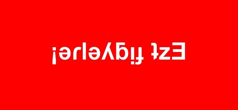 Szeretne fordított betűkkel írni a neten? Telepítenie sem kell semmit, ƃoɟ ᴉuuǝɯ lǝzzǝ