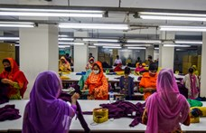 Hatmilliárd dollárt nem fizettek ki a divatmárkák az ázsiai dolgozóknak