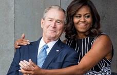 A Bush–Obama-barátságot még mindig nem érti sok amerikai