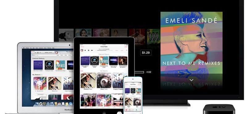 Mire készül az Apple? Eltűntek a bejegyzések az iTunes Facebook- és Instagram-oldaláról