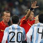 Olasz foci: a tévé nem ismétli meg a vitás bírói ítéleteket