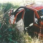 Elsírta magát a domaszéki taxisgyilkos, amikor felezték a büntetését