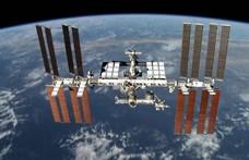 Már nem ugyanott repül a Nemzetközi Űrállomás, mint korábban