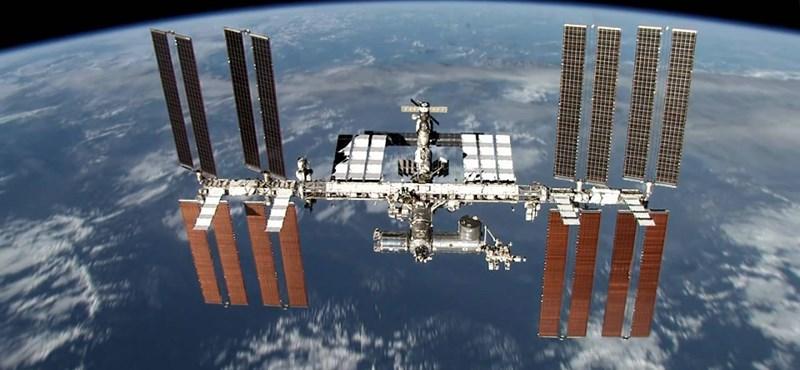 Befoltozták a Nemzetközi Űrállomást, megszűnt a szivárgás