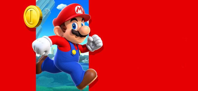 Teszteltük a Super Mario Runt: megér-e 3000 forintot egy telefonos játék?