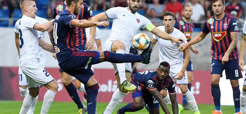 Mindhárom magyar csapat továbbjutott az Európa-ligában
