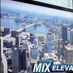 Döbbenetes a látvány a One World Trade Center liftjéből - videó