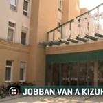 Már jobban van a kisfiú, aki kizuhant a kaposvári kórház egyik ablakán
