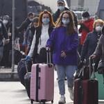 Megpróbáltak elszökni a karantén elől a Thaiföldről Kijevbe hazatérő utasok