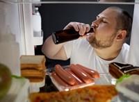 Ezt jelenti, ha az evéstől vagy az ivástól függünk