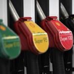 400 forint alá csökken a benzin ára szerdán